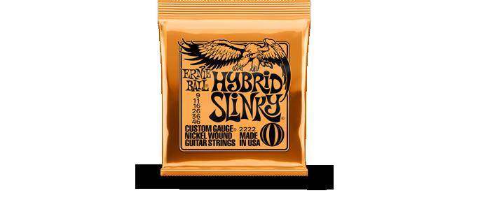Hybrid Slinky 2222