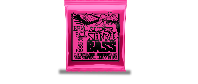 Super Slinky Bass 2834