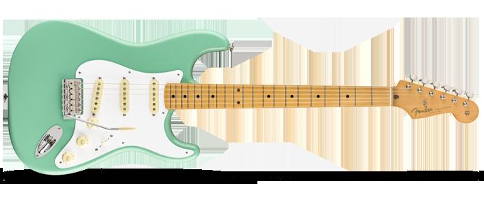 Vintera 50s Stratocaster MN  Seafoam Green