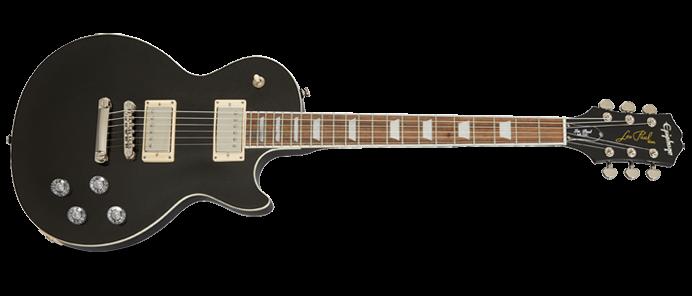 Les Paul Muse Jet Black Metallic