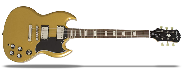 Ltd Ed SG 1961 G-400 PRO Gold Metallic