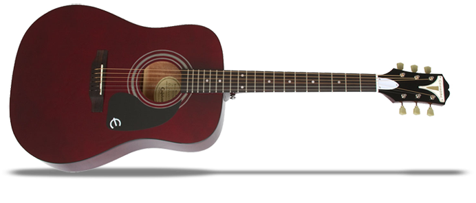 PRO 1 Acoustic WR Wine Red