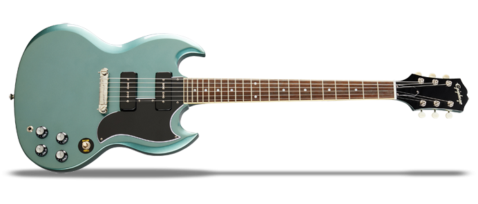 SG Special P90 Faded Pelham Blue