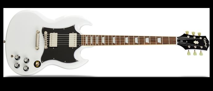 SG Standard Alpine White