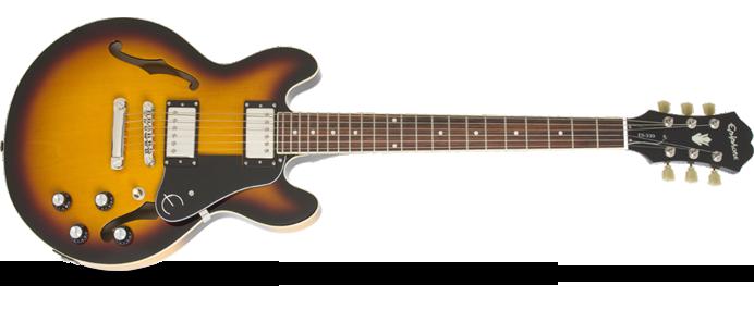 ES 339 Pro Vintage Sunburst
