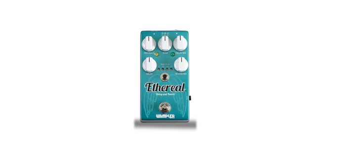 Ethereal Delay und Reverb