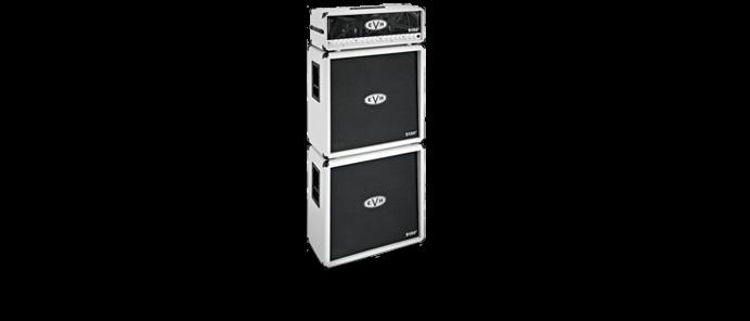 5150 III Head 100 Watt + 2x EVH 5150 4x12 Boxen Kundenauftrag