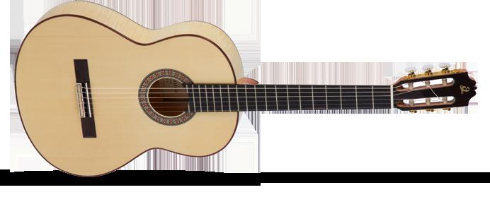 F4 Flamenco Gitarre Made in Spain