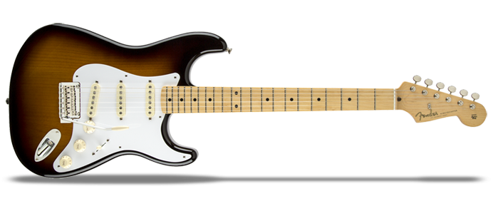Classic Player '50s Stratocaster 2TS 2-Color Sunburst