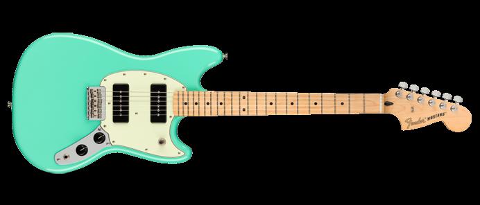 Player Series Mustang 90 Seafoam Green