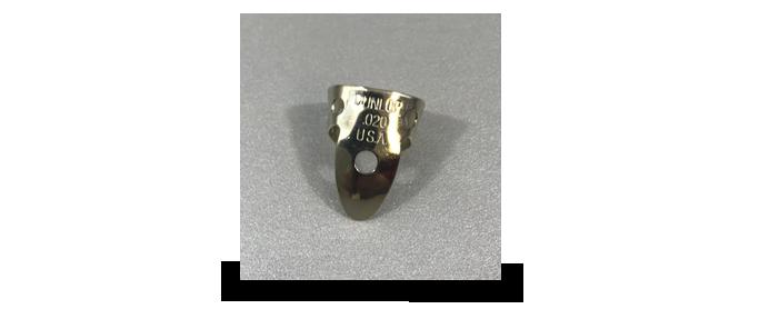 Finger & Thumbpick Nickel 0,20mm