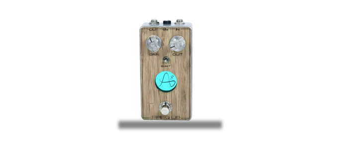 Freq Up Clean Boost / Overdrive