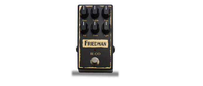 BE OD Overdrive