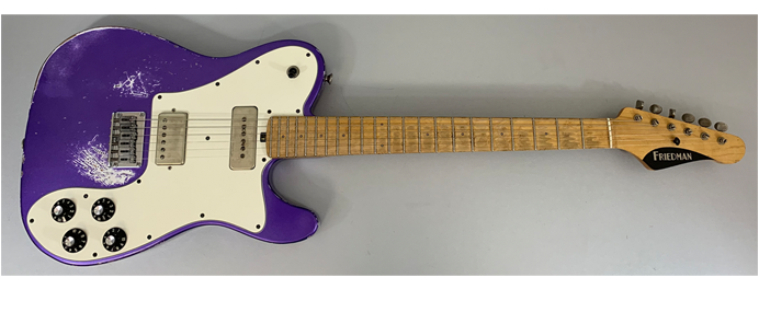 Vintage T AMBMPP90-HNC Metallic Purple Finish