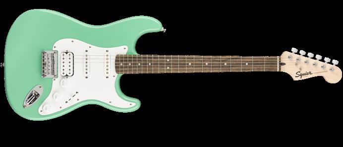 FSR Bullet Stratocaster HT HSS Sea Foam Green