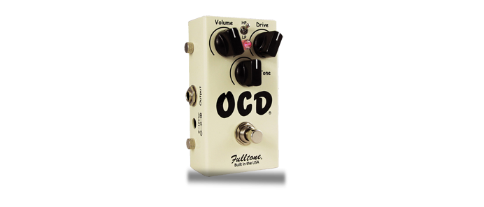 OCD V2 Overdrive Distortion