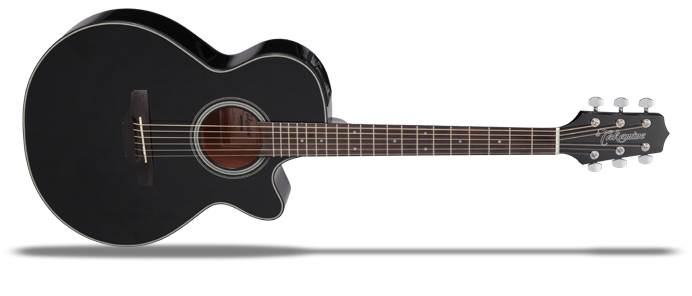 GF15CEB 2 Black Gloss  G-Series 15 Westerngitarre