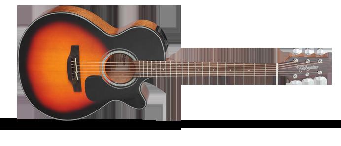 GF30CEB2 Brown Sunburst Gloss G-Series 30  Westerngitarre