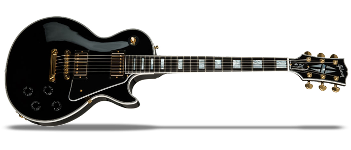 Les Paul Custom Ebony