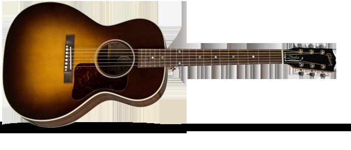 Modern Acoustic L-00 Studio Walnut Burst 22660011