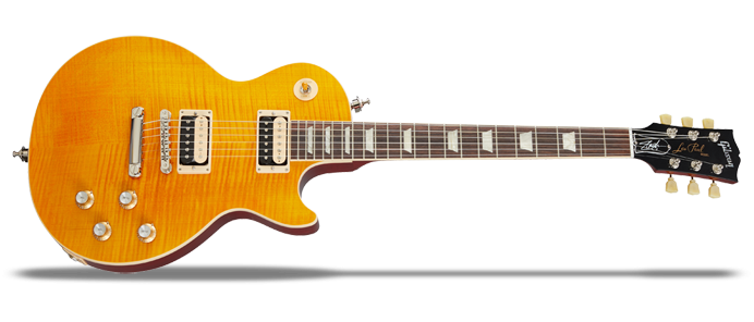 Slash Les Paul Standard Appetite Amber