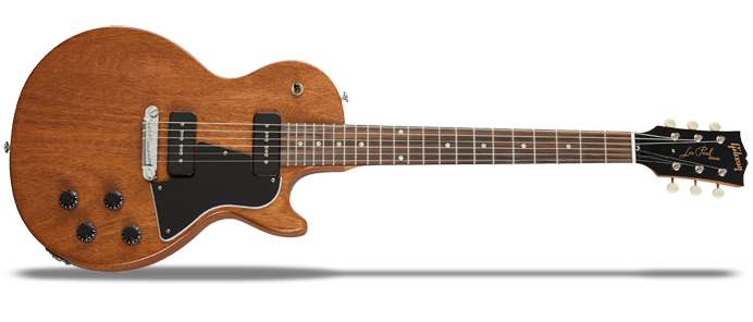 Les Paul Special Tribute P-90 Natural Walnut Satin