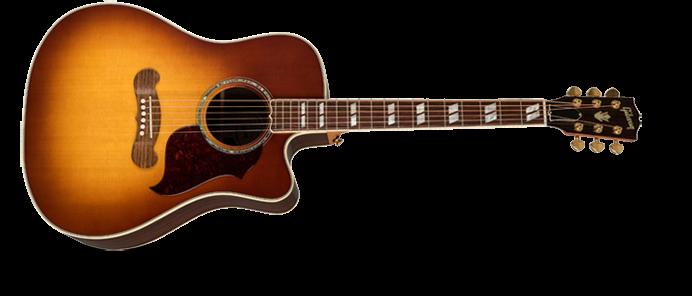 Songwriter Standard EC Rosewood Rosewood Burst