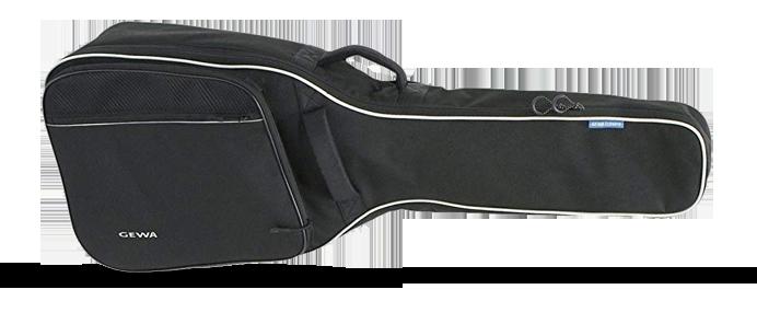 Klassikgitarren Gigbag Economy schwarz 3/4 - 7/8 Größe