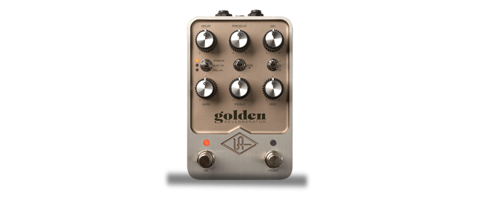 Golden Reverberator