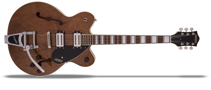 G2622T Streamliner Center Block with Bigsby Imperial Stain