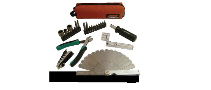GTSH1 Groove Tech Stagehand Gitarren und Bass Werkzeugsatz