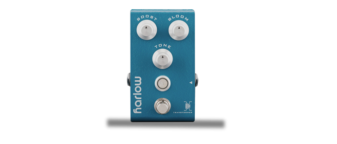 Harlow Boost Pedal