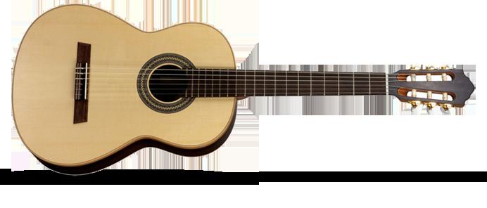 HGL6 Green Line Konzertgitarre