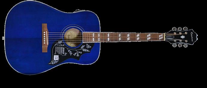 Hummingbird Pro Limited Blue Burst