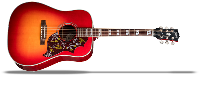 Hummingbird 2018 Vintage Cherry Sunburst