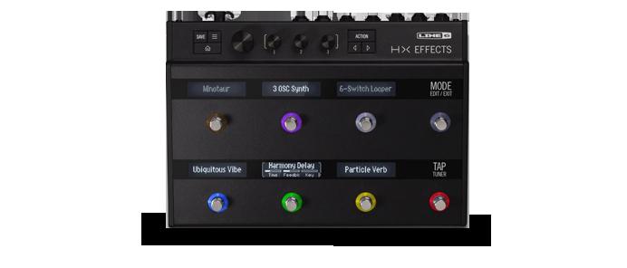 HX Effects