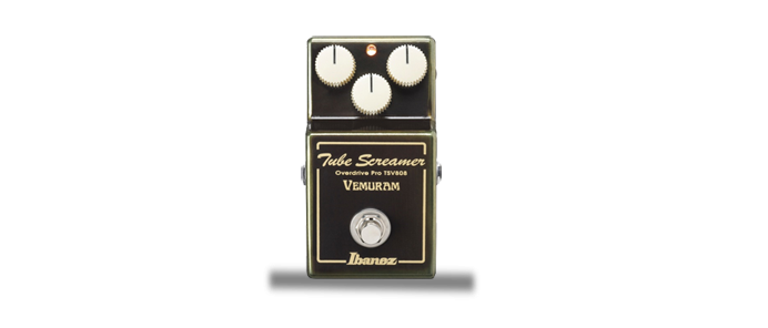 TSV808 Vemuram TUBE SCREAMER