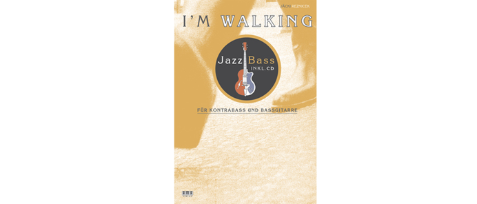 Im Walking - Jazz-Bass