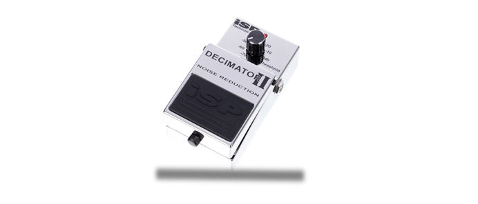 Decimator II Noise Reduction Pedal