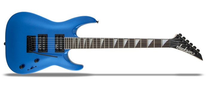JS Series Dinky Arch Top JS22 DKA Metallic Blue