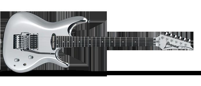 JS1CR Joe Satriani Signature Chrome Boy