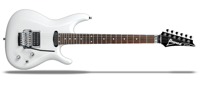JS140 WH Joe Satriani Signature