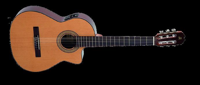 Juanita ECF  Konzertgitarre Made in Spain