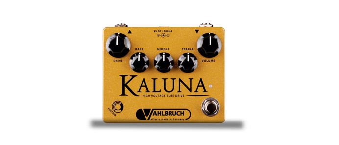 KALUNA High Voltage Tube Drive
