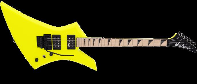KEXM Kelly MN Neon Yellow