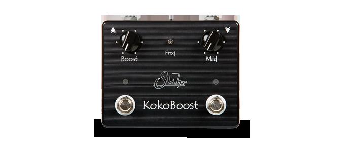 Koko Boost Pedal