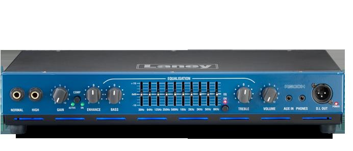 R500H Bass Topteil