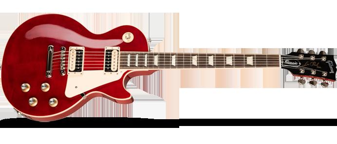 Les Paul Classic Translucent Cherry
