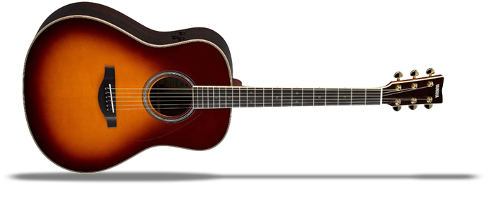 LL-TA Brown Sunburst TransAcoustic
