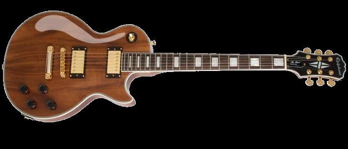 Les Paul Custom Koa